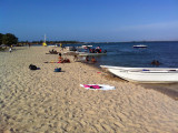 Bayside beach, Ilha do Mussulo