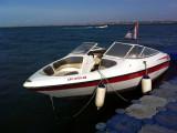 Our ferry from complexo turístico Sonho Dourado back to the Embarcadero