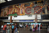 Verona Railway Station lobby