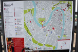Map of Verona