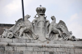 Porta Nuova - Verona Coat-of-Arms with griffons