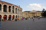 Arena di Verona, Piazza Brà, Palazzo Barbieri