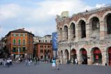 Arena di Verona, Piazza Brà