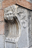 Architectural detail, most likely ancient