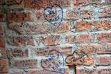 Graffiti, Casa di Giulietta