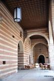 Arcade of the Palazzo del Comune