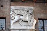 Lion of Venice, Palazzo del Podestà