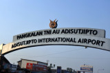 Adisutjipto International Airport, Yogyakarta, Indonesia
