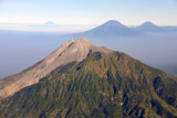 Eastern side of Mt. Merapi, Central Java