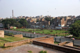 Ali Park south of Lahore Fort