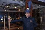 Doorman at the Avari Lahore