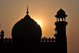 Badshahi Mosque & Hazuri Bagh