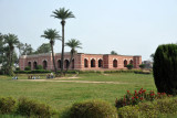 Not far from the Tomb of Jahangir is the smaller Tomb of Noor Jahan