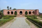 The Tomb of Noor Jahan, 134 feet per side
