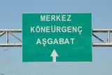 Merkez - Dashoguz City Center, Ashgabat 460km