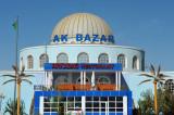 Shopping mall - Ak Bazar, Daşoguz
