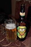 Turkmenistan beer - Sawat, Uzboy Hotel