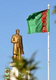 President Niyzov renamed himself Turkmenbashi, Leader of Turkmens