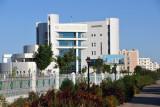 The new hospital of Daşoguz