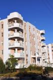 Apartments along Turkmenbashy Bouldvard, Dashoguz