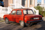 An old Soviet-era car, Dashoguz