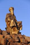 Turkmen poet Magtymguly Pyragy (1733-1797)