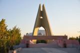 Soviet-era Victory Monument, Dashoguz