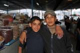 Turkmen boys in Dashoguz