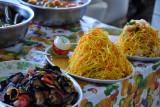Korean salads, Dashoguz