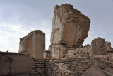 The Mosque of Seyitjemaleddin was built on the ruins of the ancient Parthian fortress