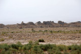 The ancient settlement of Abiverd between Ashgabat and Mary - another victim of the Mongol invasion