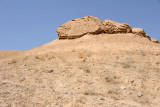 The fortress of Nisa was once capital of the ancient Parthian Empire