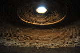 Inside one of the Ice Houses built during Merv's Timurid era
