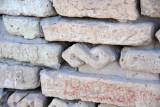 An interesting brick of the Timurid Ice House, Merv