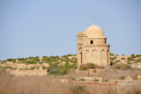 Merv's 4th walled city, the Abdullah Khan Kala, was founded by Shahrukh (1405-1447)