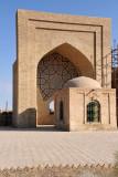 The tombs belong to Al Hakim ibn Amr Al-Jifari and Buraida ibn al-Huseib al-Aslami