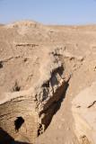 Excavated cistern, Giaur Kala, Merv