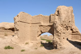 Remains of a gate to the Sultan's Palace, Shahryar Ark
