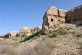 Walls of the Shahryar Ark, Merv