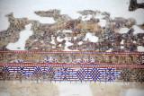 Some of the original artwork of the Mausoleum of Sultan Sanjar