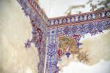 Original decoration - Mausoleum of Sultan Sanjar