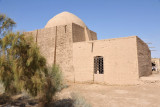 The Mausoleum of Mohammed ibn Zayed, also heavily restored