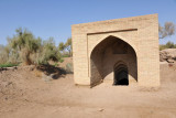 Cistern or icehouse next to the Mausoleum of Mohammed ibn Zayed