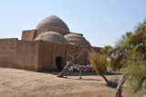 The Mausoleum of Mohammed ibn Zayed is an important Sufi pilgrimage site