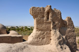 Ruins to the west of the Sultan Kala, Merv