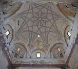 The dome of the Mausoleum of Sultan Sanjar