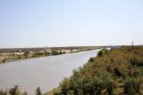 Karakum Canal, Turkmenistan