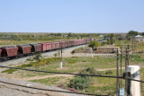 Freight train, Turkmenistan