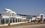 Like the other provincial capitals, Türkmenabat has seen much new construction since independence including a hippodrome