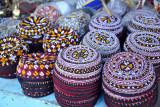 Turkmen caps, Türkmenabat Bazar